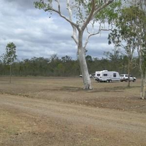 Rocky Creek Camp area