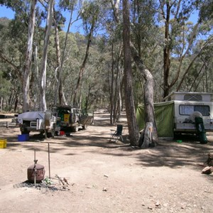 Waterfalls Picnic and Campground
