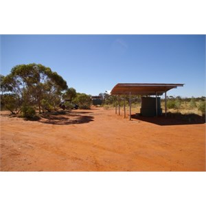 Anne Beadell Hwy (No. 1 Campsite)