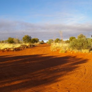 Anne Beadell Hwy & Aboriginal Business Rd