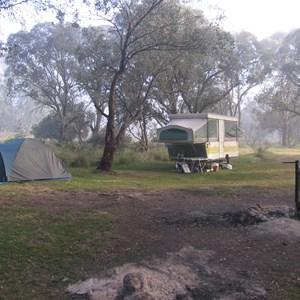Morning fog Jan 08