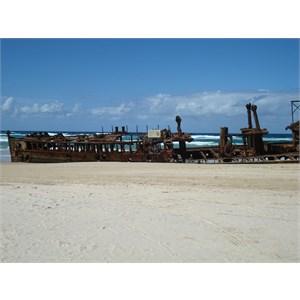 Maheno Beach