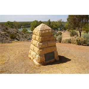 Captain Charles Sturt Monument