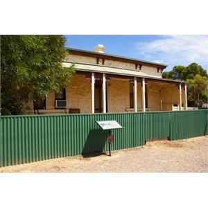 Postmaster's Residence