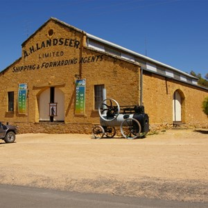 Landseer's Warehouse