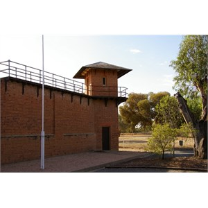 Old Wentworth Gaol