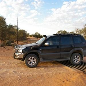 Old Coach Road, SA-NSW Border (Cal Lal Gate)