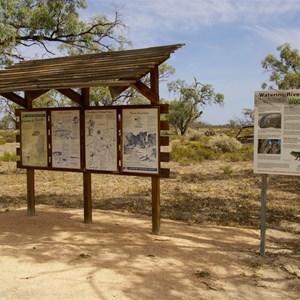 Chowilla Information Bay