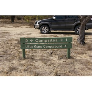 Little Gums Campground Access