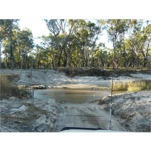 Nogoa Creek Campground