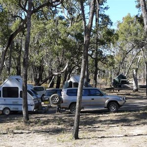 Nogoa Creek Campground