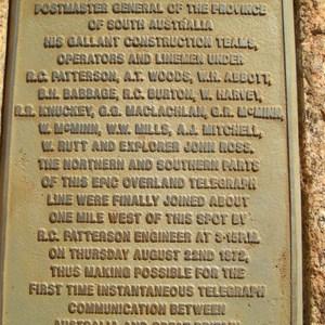 Sir Charles Todd Memorial