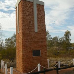 Reverend John Flynn Memorial