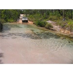 Telegraph Track - Sam Creek