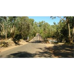 Katherine Low Level Bridge & Reserve