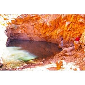 Bungabiddi Rockhole (Parking Area)
