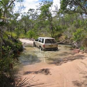 Telegraph Track - Mistake Creek