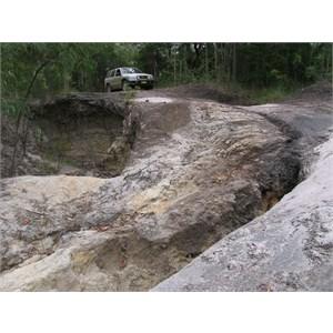 Telegraph Track - Gunshot Creek