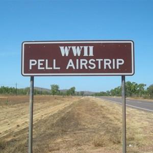 World War II Airstrip Pell