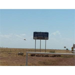 Barkly Highway, NT-QLD Border