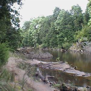 Savage River, Norfolk Road