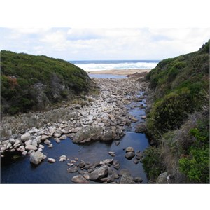 Tasman River, Climes Track