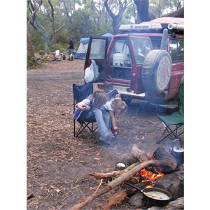 The Neck Campground
