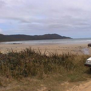 Cloudy Bay Road & Beach Access