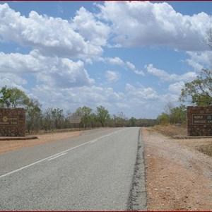 Kakadu National Park - Kakadu Hwy Boundary