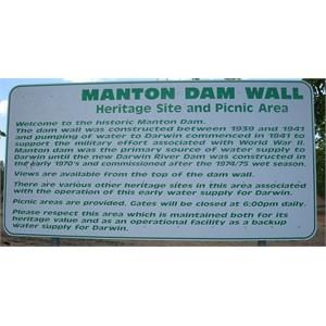 Manton Dam Recreation Area