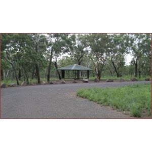 Mary River National Park Rest Area