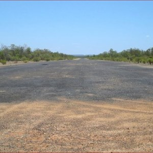 World War II Airstrip McDonald