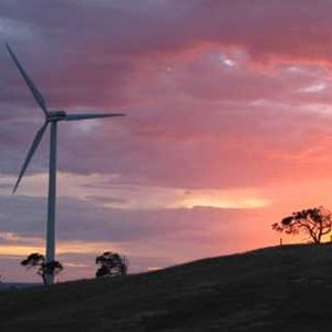Canunda wind farm