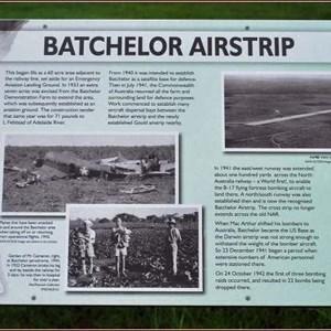 World War II Airstrip Batchelor
