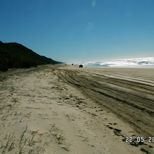 Firebreaks & Cooloola Beach Camping Zone