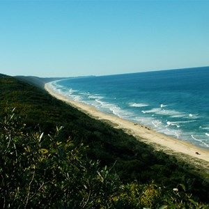 Noosa Cooloola Shire Boundary