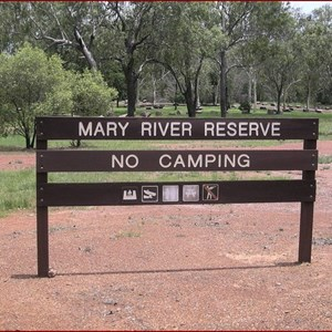 Mary River Reserve & Boat Ramp
