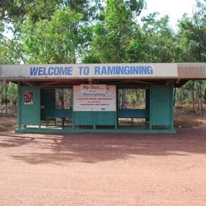 Ramingining Aeorodrome