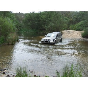 Coxs River Crossing