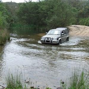 Coxs River Crossing