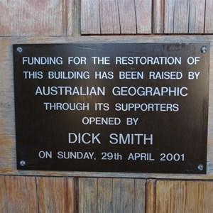 Sir Hubert Wilkins Homestead