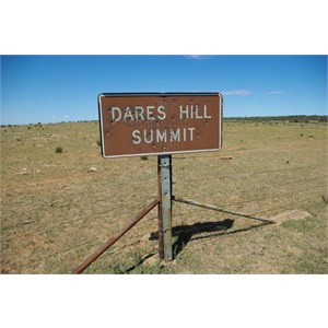 Dares Hill Summit