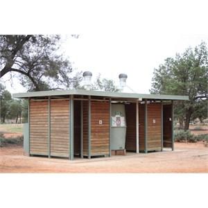 Main Camp (Mungo NP)
