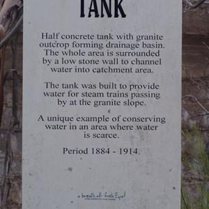 Moody Tank