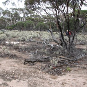 Linesman Camp Ruins