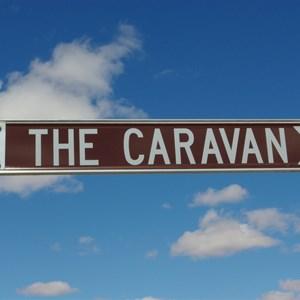 The Caravan Turn Off