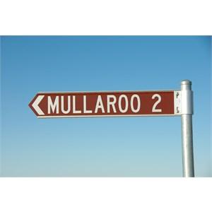 Mullaroo No 2 Turn Off