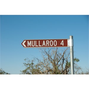 Mullaroo No 4 Turn Off