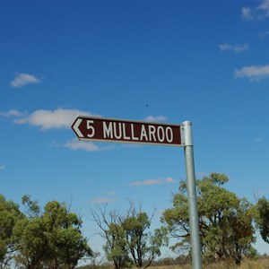 Mullaroo No 5 Turn Off