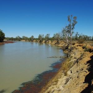 Murray River at Lindsay Is